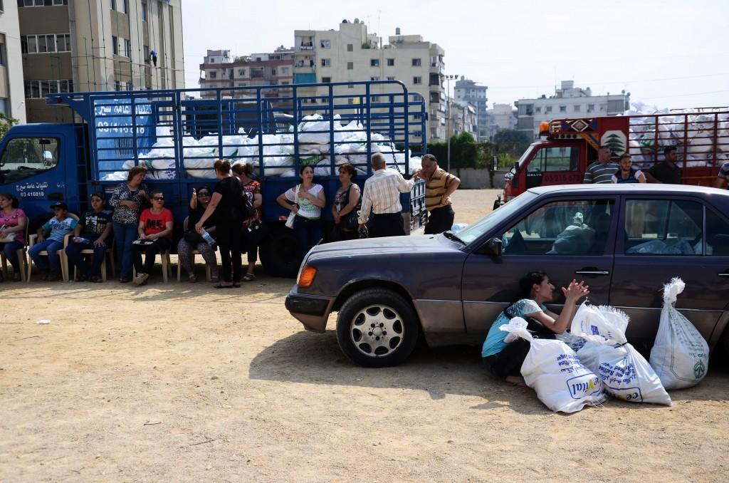 L'Eglise chaldéenne du Liban soutien les chrétiens d'Irak. Crédit: Emmanuel Haddad