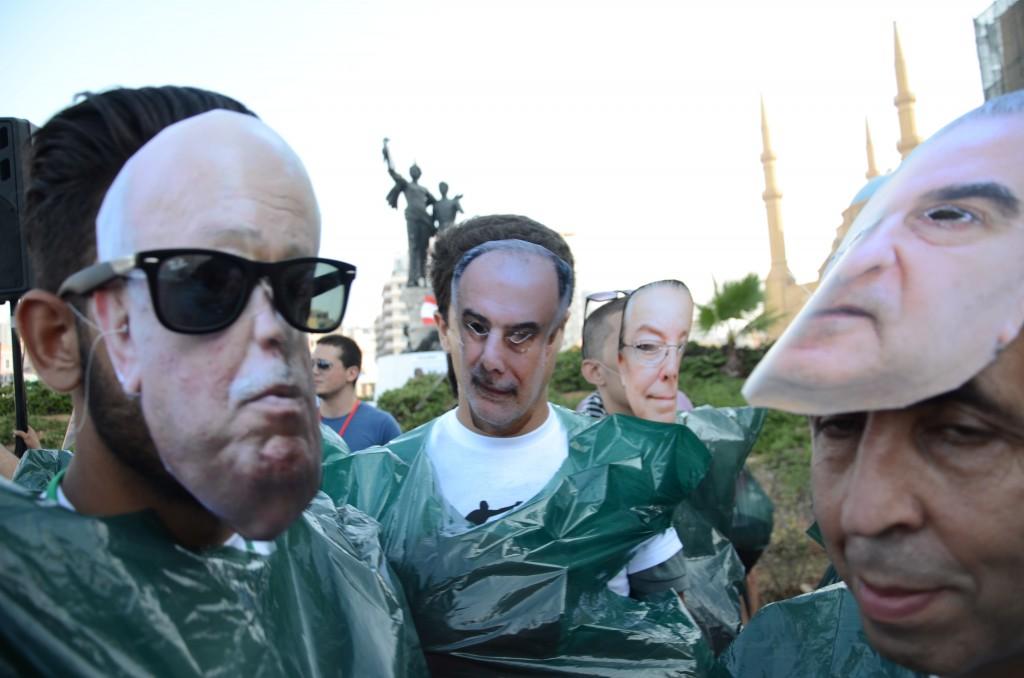 Politiques poubelles - Crédit photo: Emmanuel Haddad