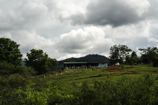 La grange de Casas Viejas - Crédit: Emmanuel Haddad