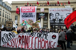 Sur le parvis de l'Odéon, l'art de la liberté d'expression - crédit : Emmanuel Haddad
